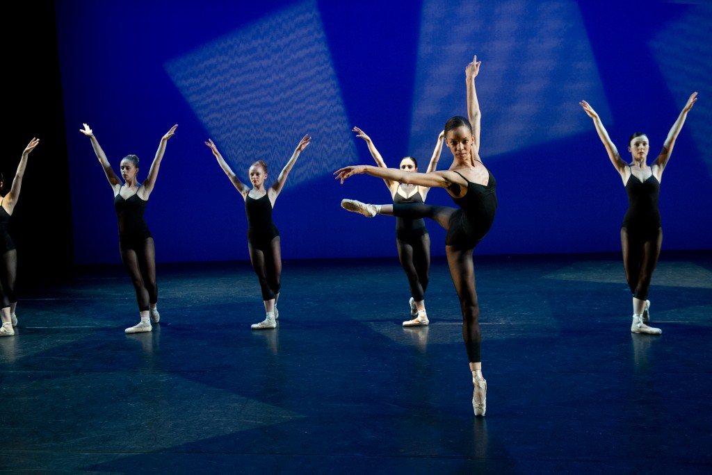 The Joffrey Concert Group in Unequilibrium -  Chrystyn Fentroy and Corp