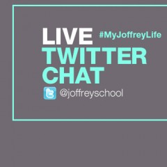 Join The #MyJoffreyLife Monthly Twitter Chat For Dancers