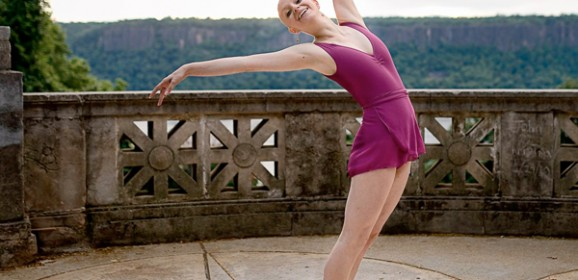 Student Spotlight: Bald Ballerina Maggie Kudirka Grande Jetes Over Cancer