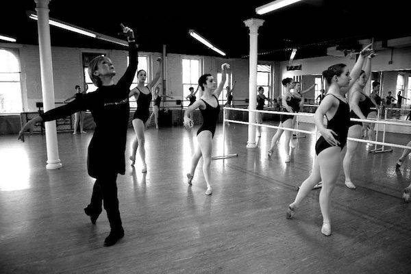 Era Jouravlev Teaching at Joffrey Ballet School
