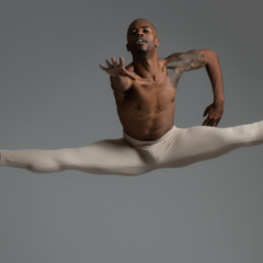 Joffrey Ballet School Success Story: Harold Trent Butler